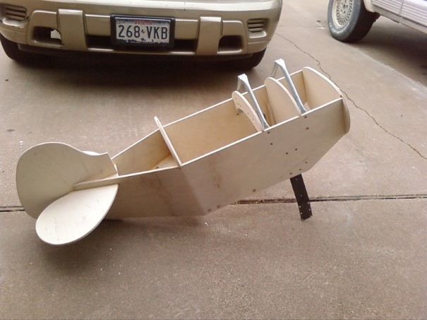 Pedal Plane Builders Page